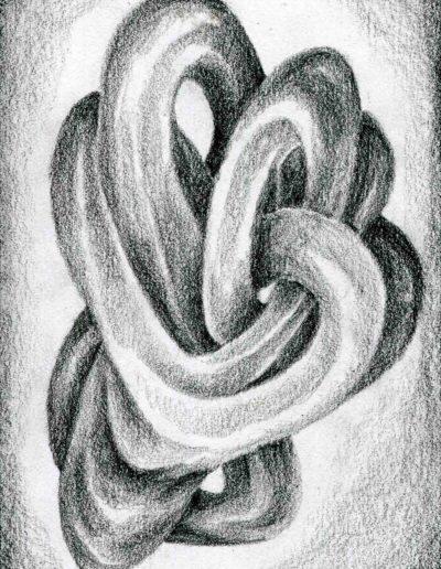 organic form: string theory
