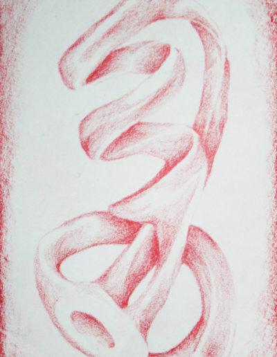 organic form: metal lilly