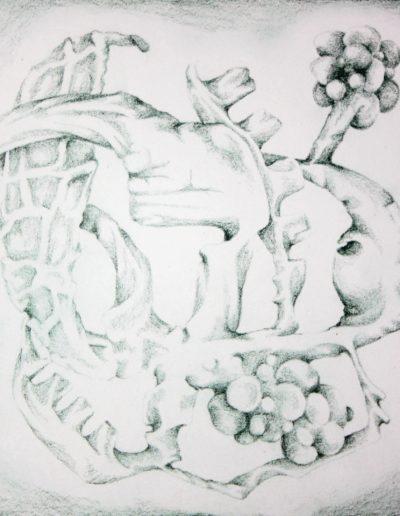 organic form: spew
