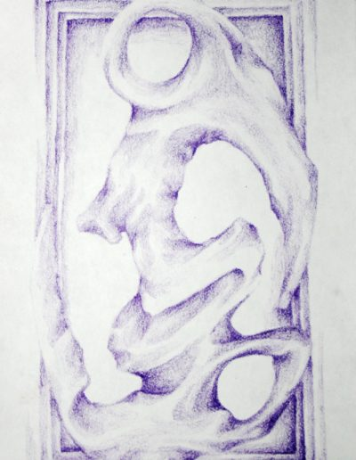 organic form: pelvis