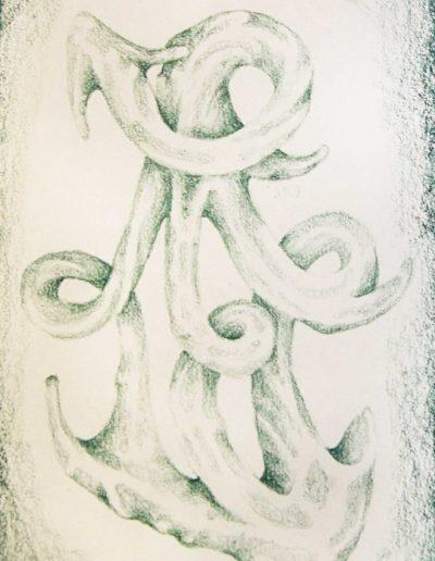 organic form: curl